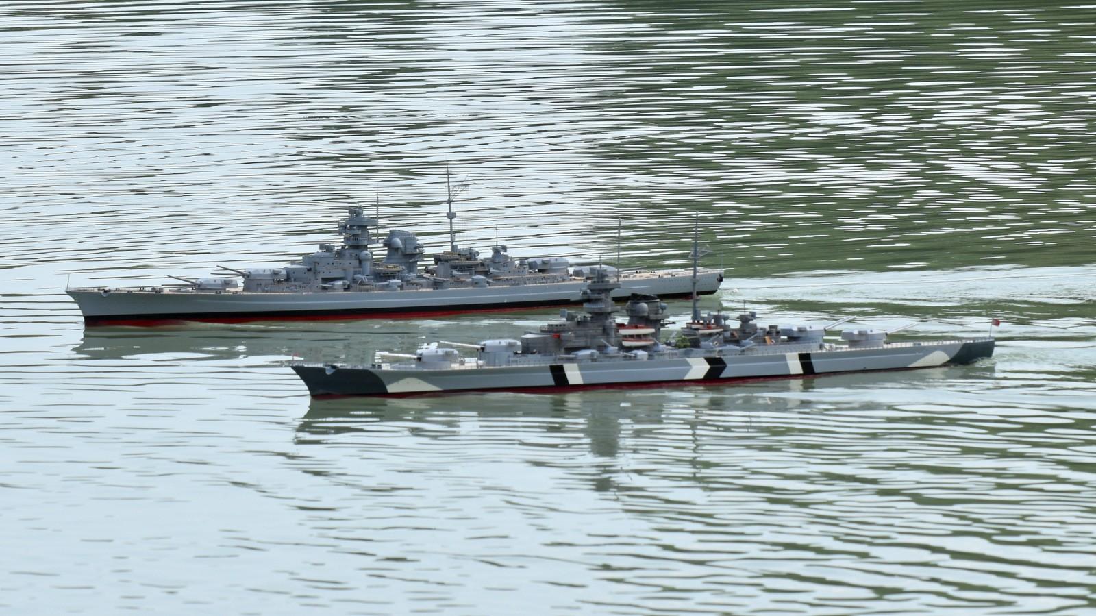 Bismarck & Tirpitz