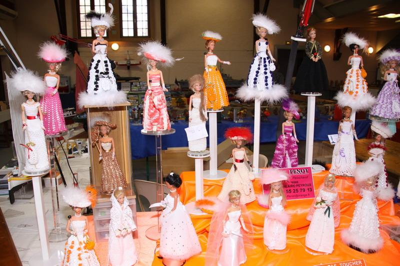 De chouette poupées