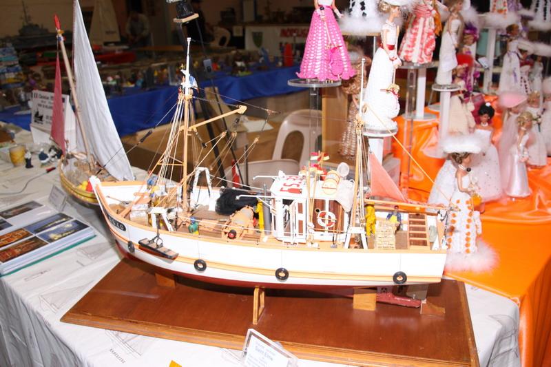 Bateau de pêche de Mr christian Penot du 87