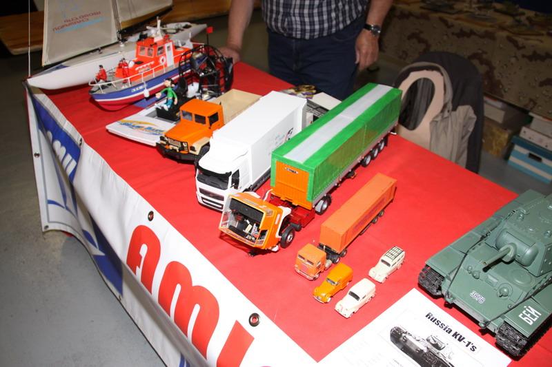 Les camions de Jean Pierre