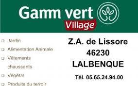 Logo gamm vert lalbenque